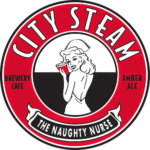 Naughty Nurse Amber Ale Citysteam Brewery